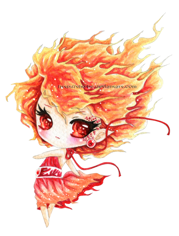 :C: Fire element by tho-be on DeviantArt