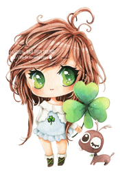 Clover by tho-be