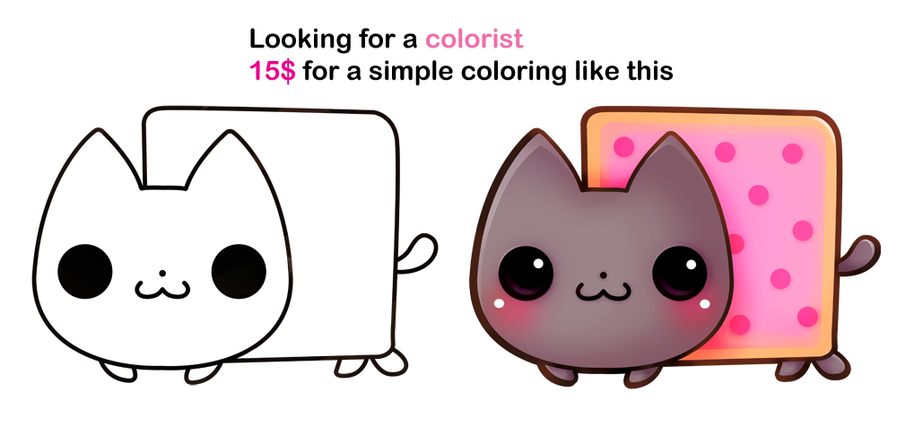 Looking for a colorist by tho-be