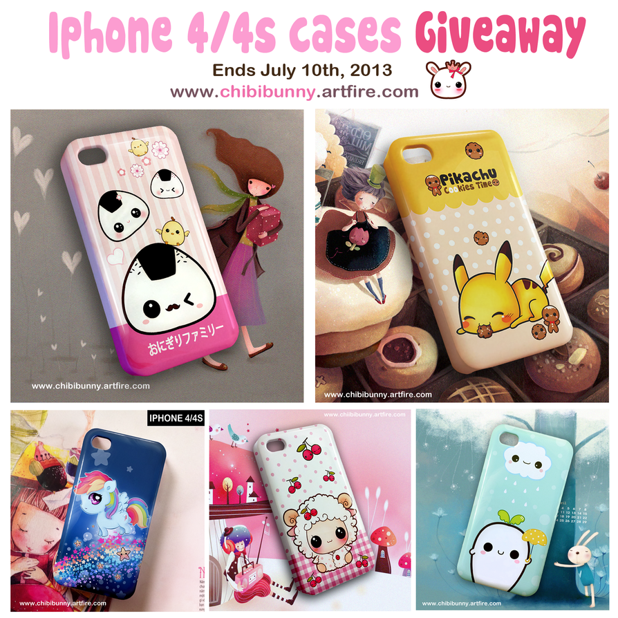 cute iphone 4 cases iphone 4 4s cases giveaway by tho be on deviantart 13928