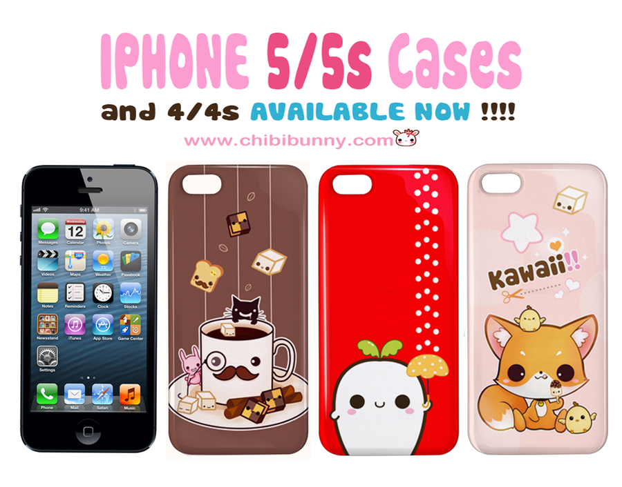 cute iphone 5 cases iphone 5 5s 4 4s cases by tho be on deviantart 13930