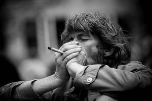 Smoking by mayoran