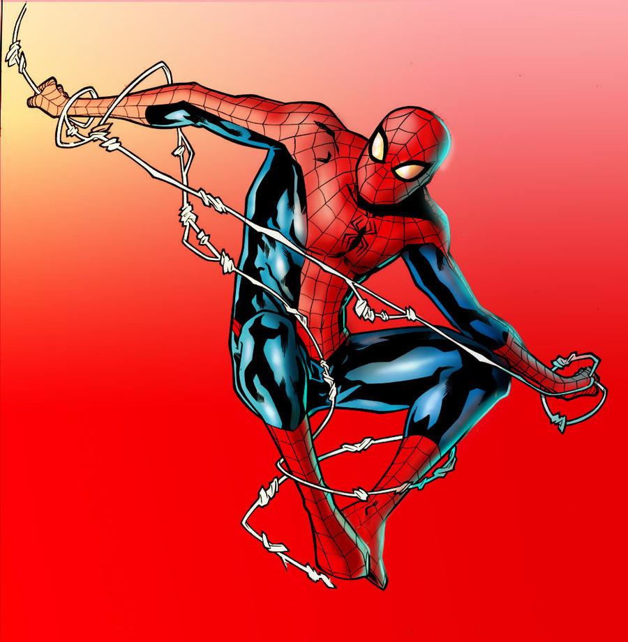 Spider-man by BuzzoTano