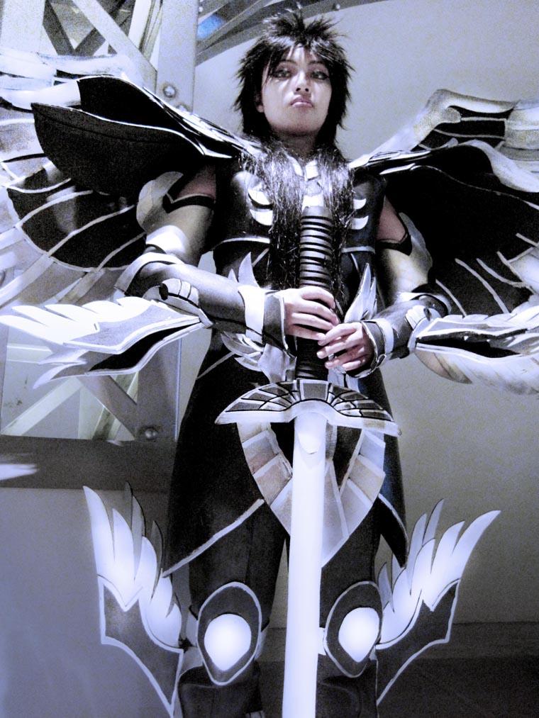 """Hades"" Saint Seiya by Echow88"