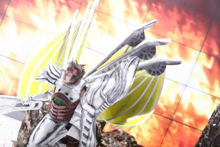 Dart Divine Dragoon by Echow88