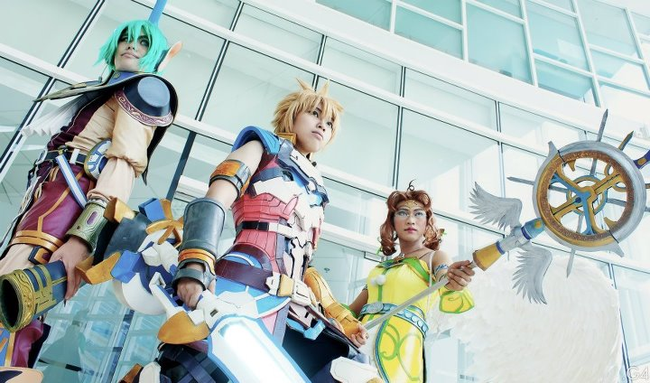 Star Ocean : The Last Hope by Echow88