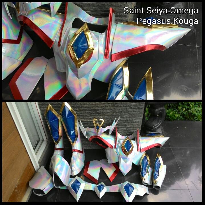 Saint Seiya Omega Pegasus Kouga by Echow88