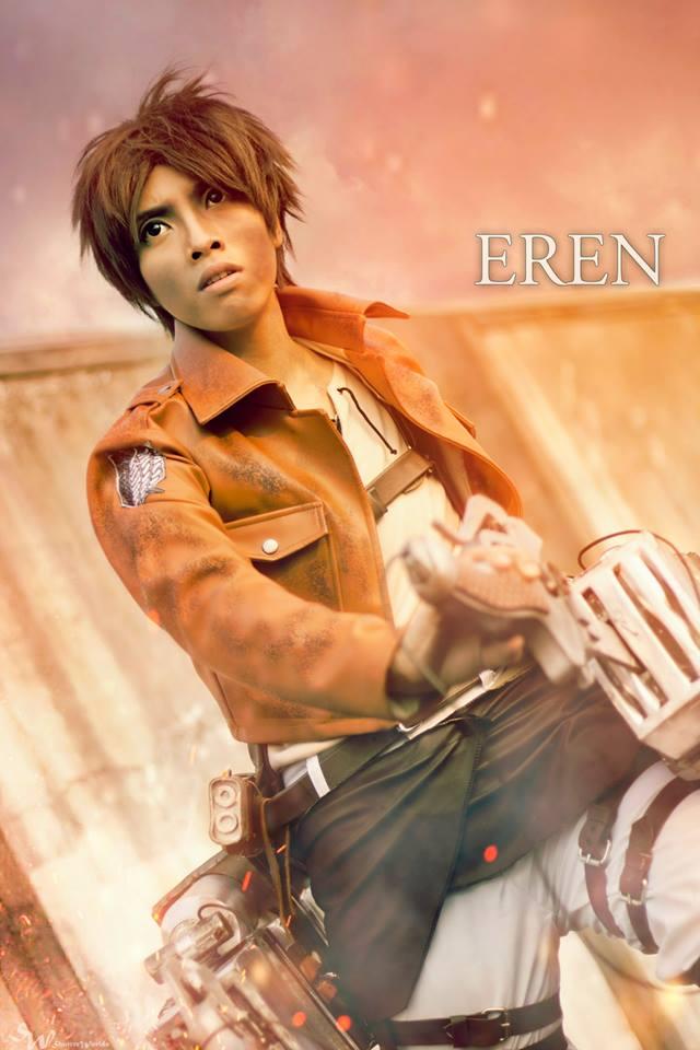 Eren Jaeger by Echow88