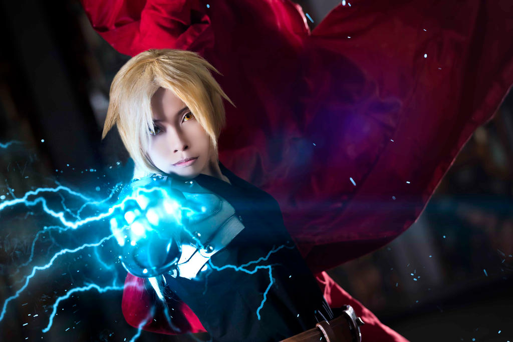 Full Metal Alchemist by Echow88