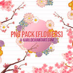 PNG PACK [FLOWERS] #2