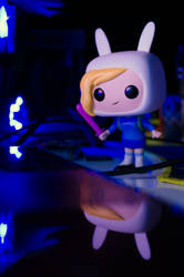 Fionna and Lights #1 by Super-Bumble-B