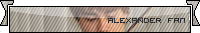 Alexander Fan userbar