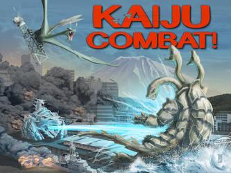 Kaiju Combat by Madzilla345