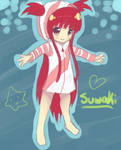 Suwaki's New Design OC