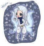 OMFG Fairy Spacewoman