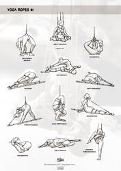 Yoga Ropes No.1 by veterinarian