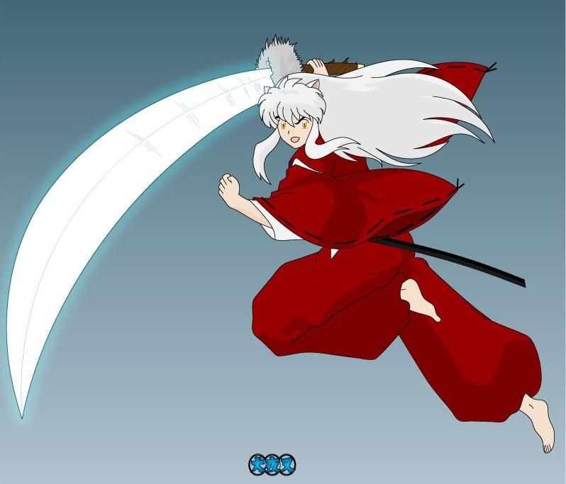 Inuyasha With New Sword Transformation By Kareja On Deviantart