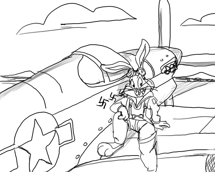 loonatics unleashed coloring pages - photo#6