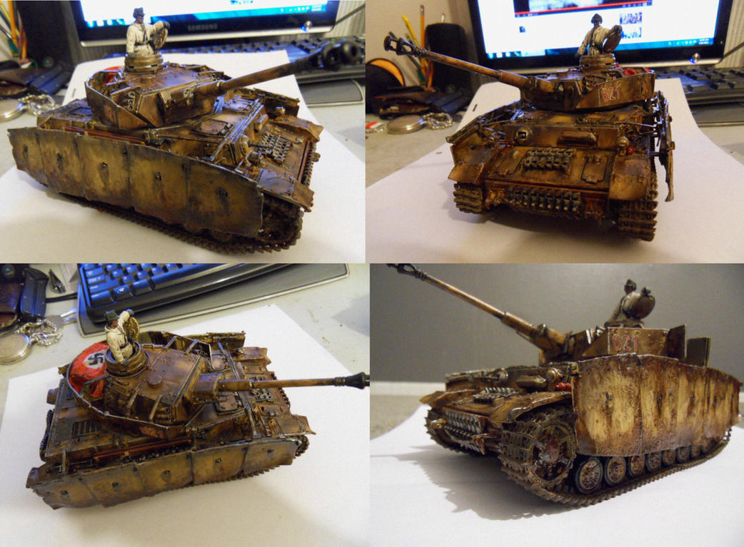 Panzer IV ausf. G by buster126