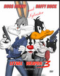Lethal Weapon 3 Looney Style