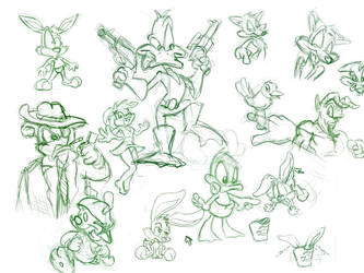 More random greenyness by buster126