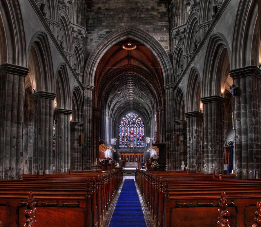 gothic interior by paisguy on deviantart
