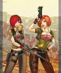 Lilith and Lilith, Borderlands