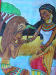 Churra and Marwe
