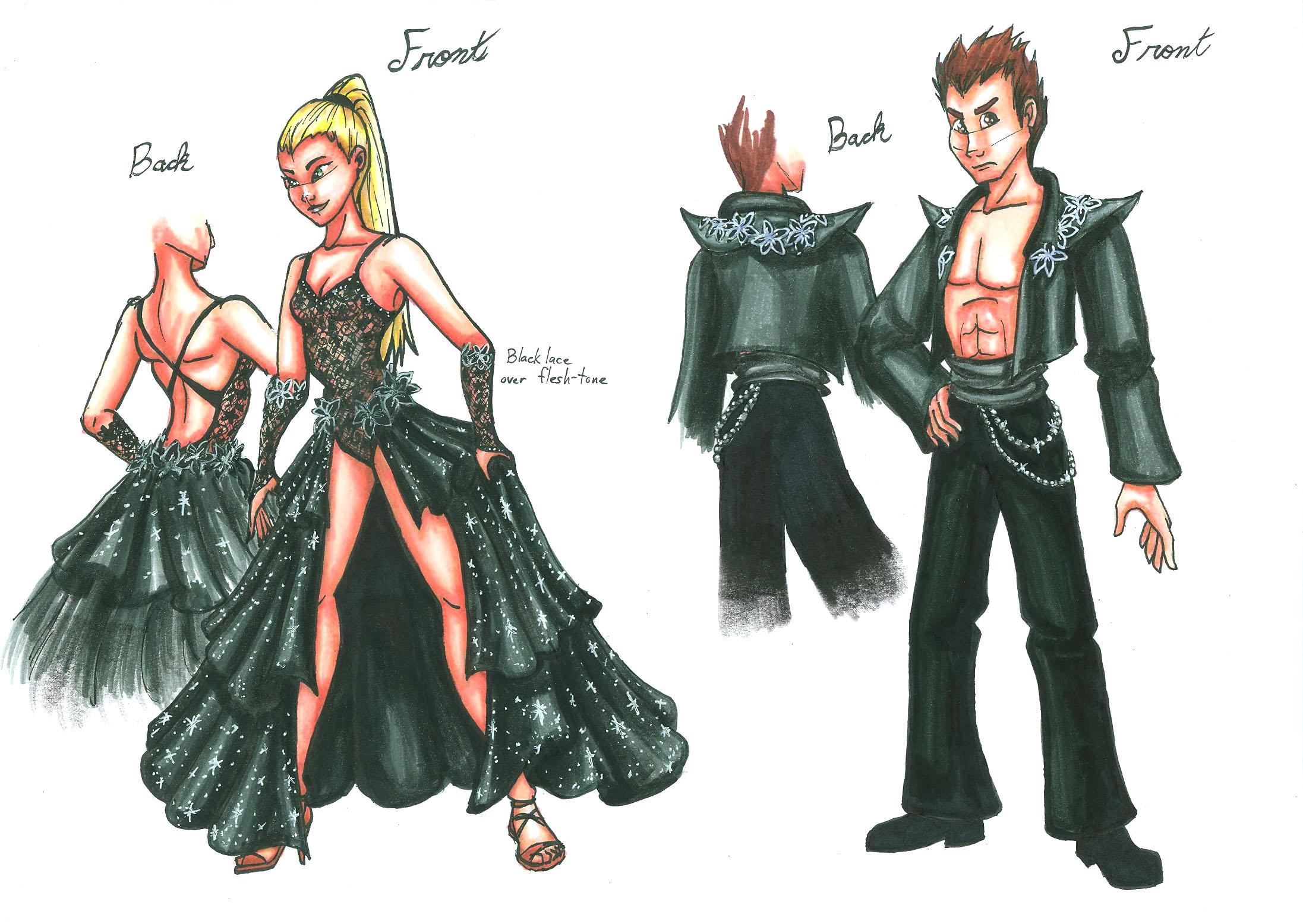 DWTS Design-a-Dance Finalist 2