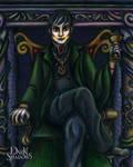 Barnabas Collins Portrait