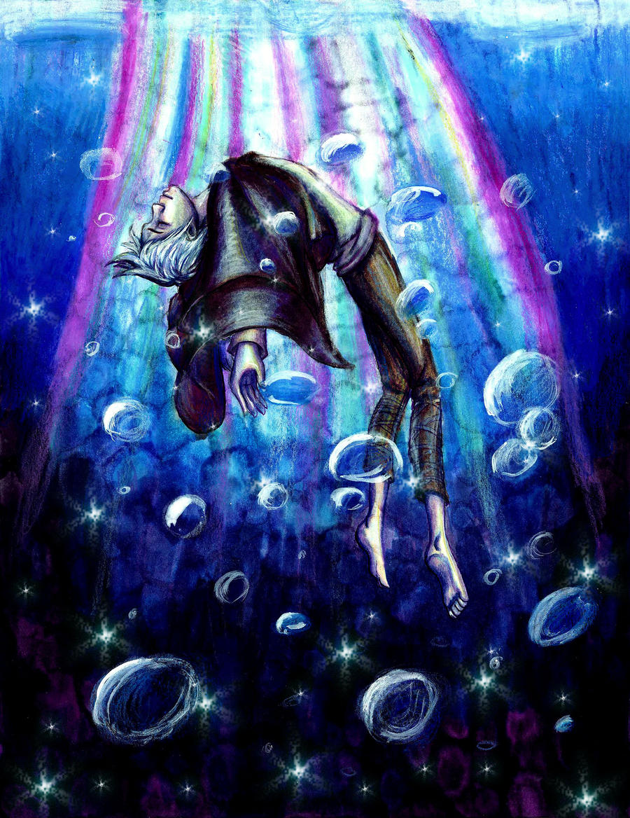 The Birth of Jack Frost by KaeMcSpadden
