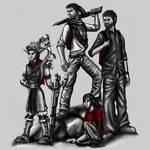 Naughty Dog Heroes