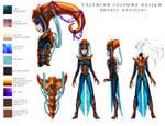 Valerian Costume Design-Bronze Nautilus