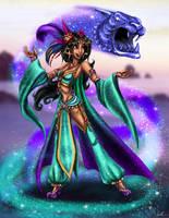 Rydia Jasmine by KaeMcSpadden