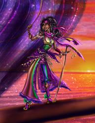 Faris Esmeralda by KaeMcSpadden