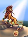 Red XIII Simba