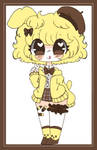 (Open / Setprice) Pompompurin Adopt by MagicalPrince