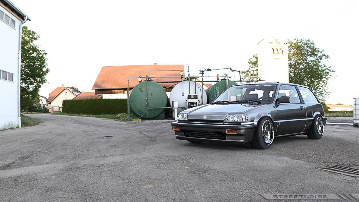 Kelebihan Honda Civic 1986 Murah Berkualitas