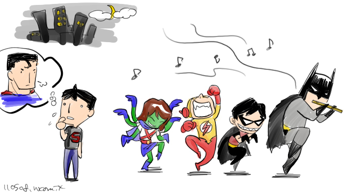 The Pied Piper of Gotham
