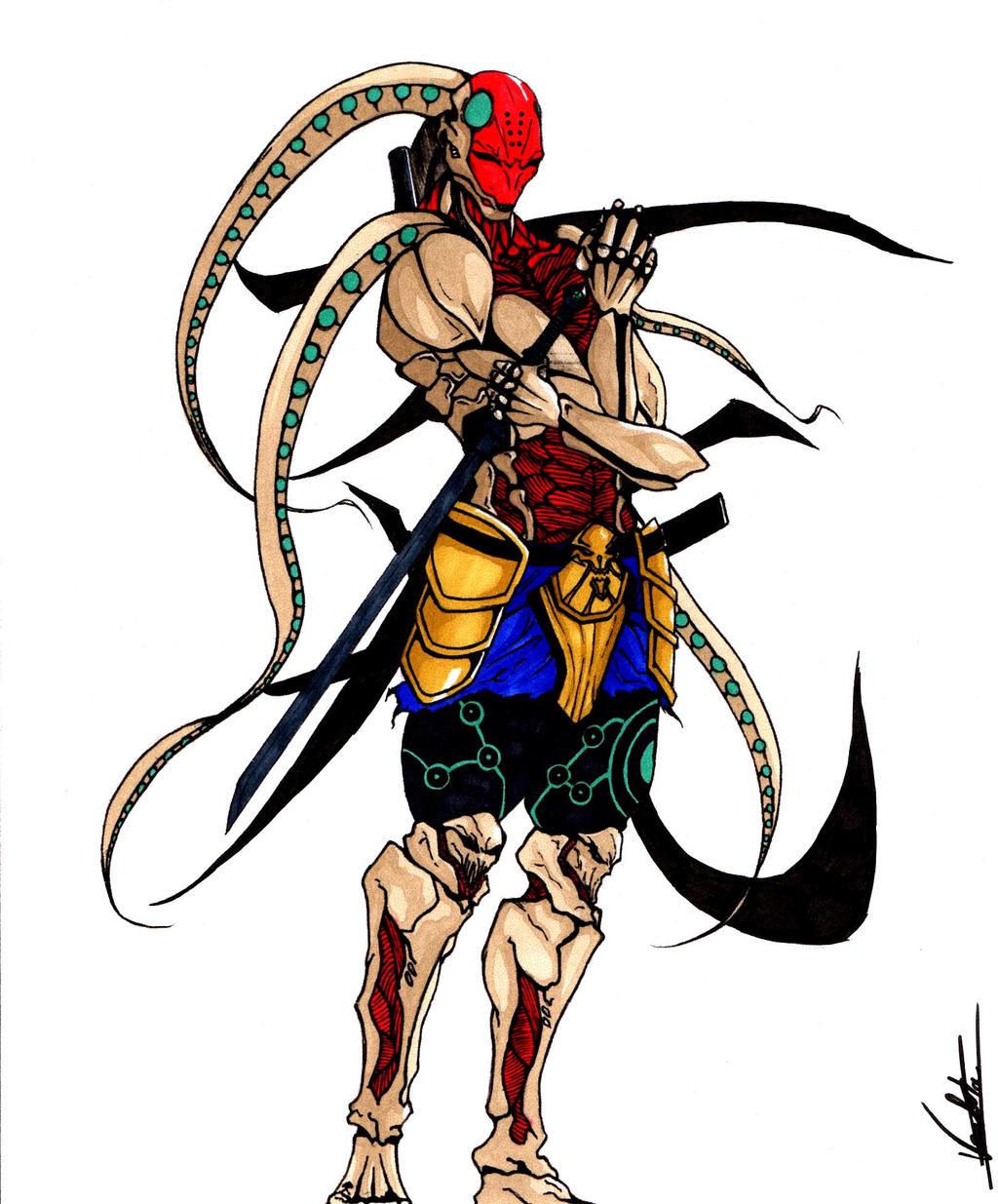 Yoshimitsu Tekken 7 By Vendeta1991 On Deviantart