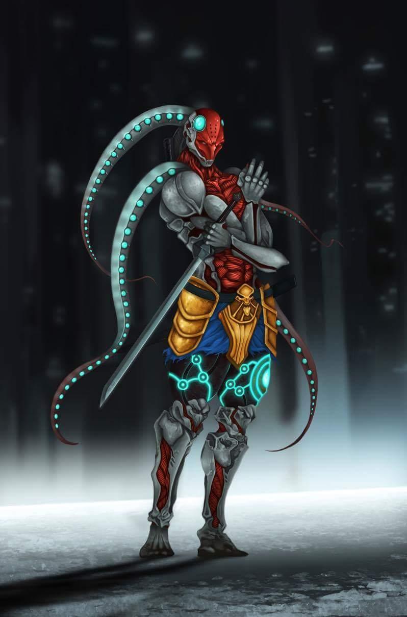 Yoshimitsu Tekken 7 Colo By Bibi By Vendeta1991 On Deviantart