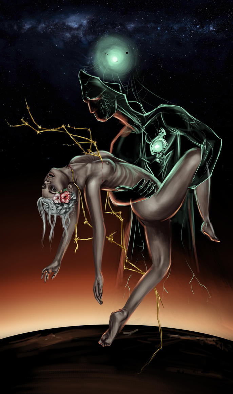 Dead Dancer by MarcelMarkant