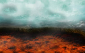 Lava Pool by BenThijs