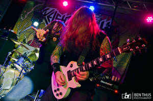 Skeletonwitch by BenThijs