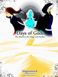 Days of Gods - Manga Proyect original by magnametal