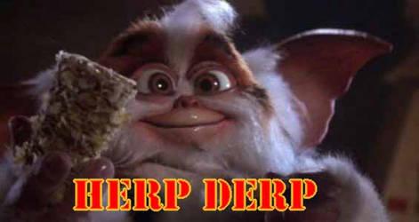 Mogwai Herp Derp by DanloTheWild