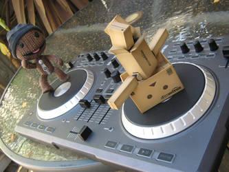 DJ Sack and Dan by DanloTheWild