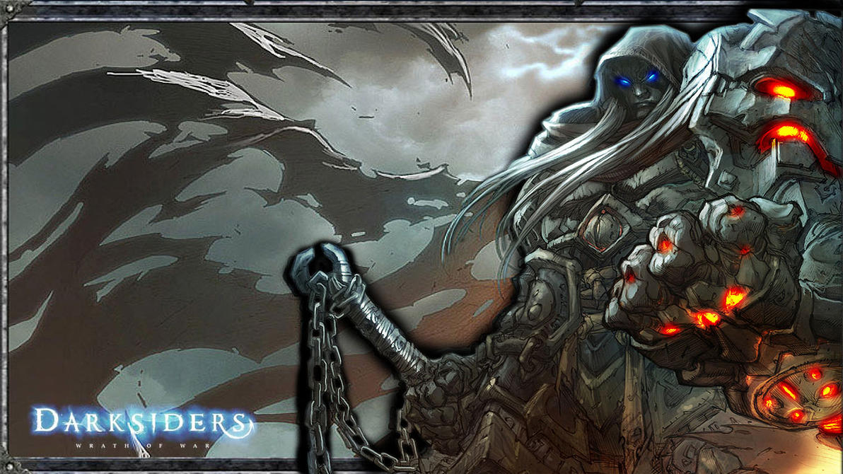 Darksiders War Wallpaper By: Darksiders Wallpaper By Systemfrk On DeviantArt