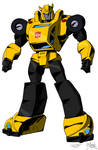 'TF: Victory' Bumblebee Colors