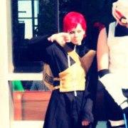 Gaara cosplay 2. by kiyo-kazekage